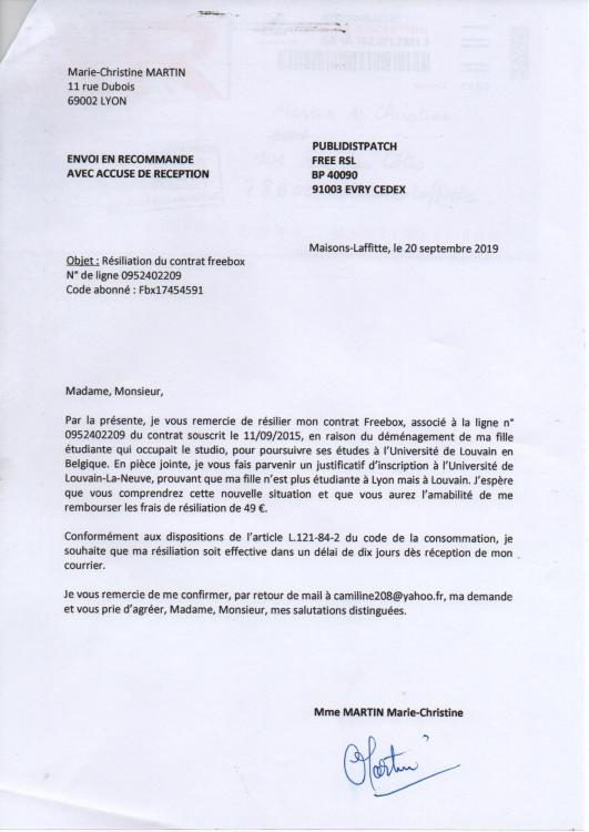 Lettre résiliation Mc Martin.JPG